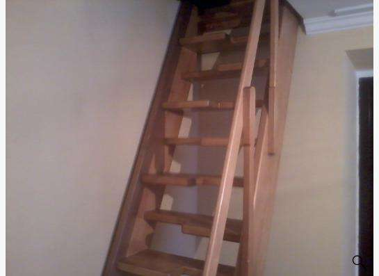 лестница в Новосибирске