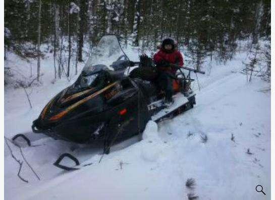 снегоход в Братске