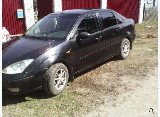 форд фокус, продажав Нижнем Новгороде