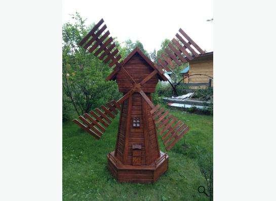 Декор для сада в Иркутске фото 7