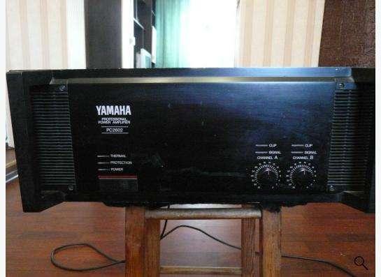 усилитель мощности YAMAHA PC-2602