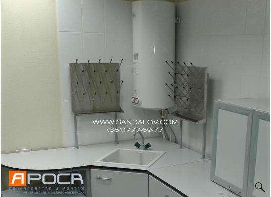 Производство мебели из нержавеющей стали для медицинских и л в Челябинске фото 9
