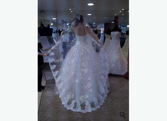 Свадебное платье в Екатеринбурге фото 3