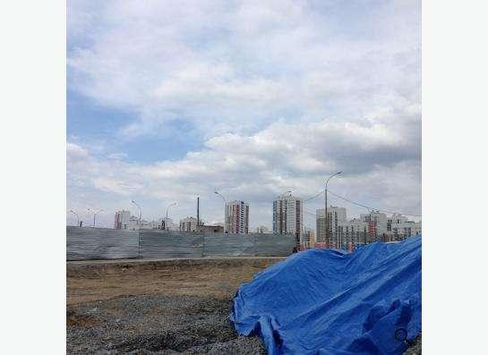 Тарпаулиновый тент для стройки в Екатеринбурге фото 19