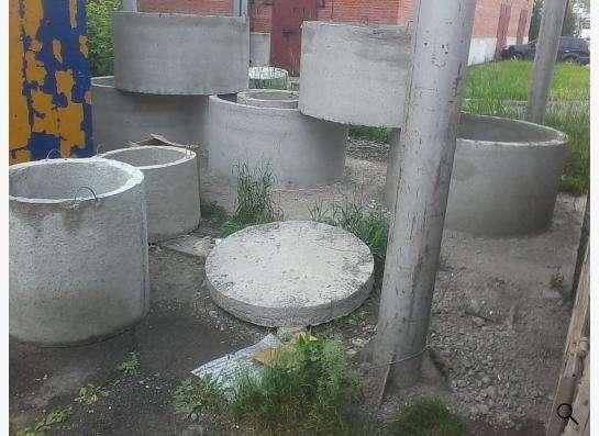 ЖБИ кольца колодцев в Москве фото 3