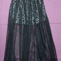 Летняя юбка рисунок под леопард, в г.Ташкент