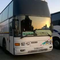 Туристический автобус СКАНИЯ в аренду, в Краснодаре