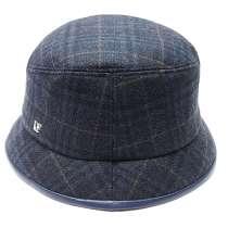 Шляпа панама мужская шерстяная (клетка), в г.Москва