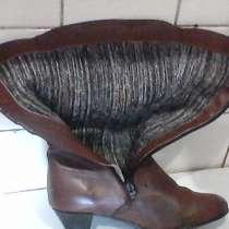 Кожа. коричневые 39-40рр, в г.Жодино
