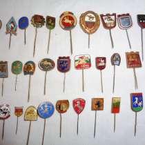 Коллекция значков и медалек кони, лошади, в Москве
