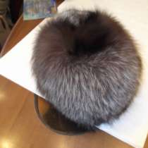 Продам шапку песцовую б/у, в идеальном состоянии, в г.Донецк