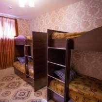 Недорогое койко место в хостеле Барнаула, в Барнауле
