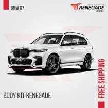 "Kit corporal para BMW X7 G07 ""Renegade"" 2018-2020, в г.Вила-Велья"