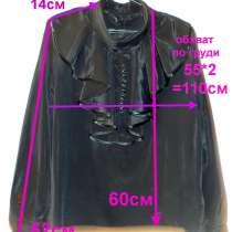 Блузки белые и черная, р.46-48, б. у-3шт, в г.Брест