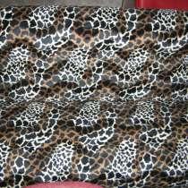 Леопардовый ткань. новые, в Таганроге