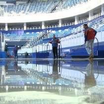 Обслуживание ледовых катков, стадионов и арен, в Екатеринбурге
