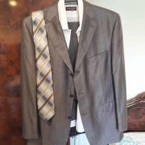 Костюм рубашка галстук р52-54, в Домодедове