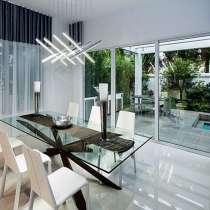 Новый, современный дом в Санни-Айлс-Бич, в г.Майами