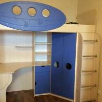 Продам детскую кровать-чердак. Практически не использовалась, в Перми