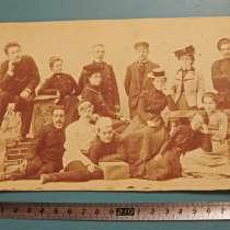 Коллективный снимок начала XX века. Благовещенск, в г.Павлодар