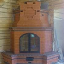 Строительство барбекю, каминов, печей, в Брянске