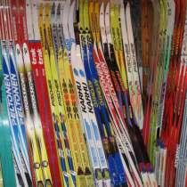 Лыжные комплекты и отдельно лыжи, палки, ботинки, крепления, в г.Харьков