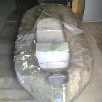 Лодка 2х местная, резиновая, в г.Верхняя Пышма