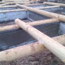 Изготовление сруба деревянного дома или бани, в Красноярске