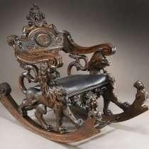 Кресла качалки ручной работы, в г.Брюссель