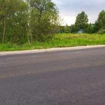Земельный участок 15 соток. Лпх. Лес, река Москва рядом, в Москве