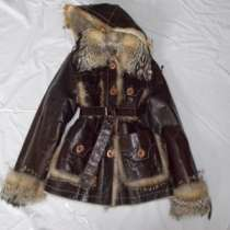 куртку кожа в кармашках, в г.Кемерово