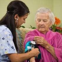 Услуги няни, сиделки, недорого. Няня для грудничка с прожива, в г.Бишкек