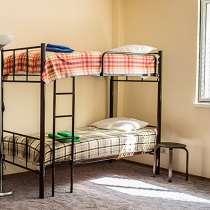 Кровати односпальные, двухъярусные металлокаркас, в Майкопе