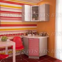 Кухня Титан красный, в Москве