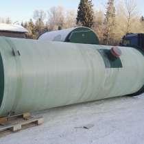 КНС-канализационно насосные станции от производителя, в Санкт-Петербурге