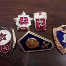 Значки Советской Армии, в Дмитрове