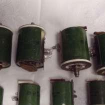 Проволочные резисторы ППБ, в Челябинске