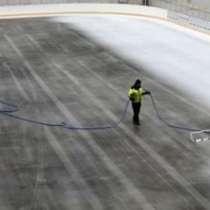 Краска для льда, в Москве