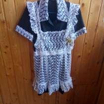 Продается платье школьницы р.48, в Воронеже