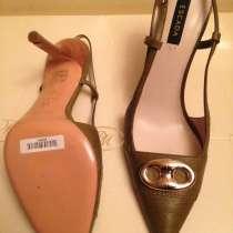 Новые туфли Escada Италия размер 39, в Москве