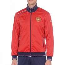 Красный спортивный костюм, 1248, символикой России, в Москве