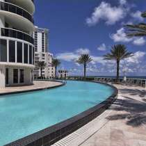 Апартамент в роскошном здании на берегу океана, в г.Майами