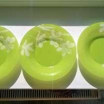 Красивые тарелки Люминар, в Краснодаре