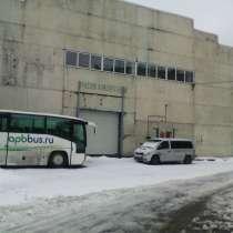Производственно складской комплекс в центре, в Санкт-Петербурге