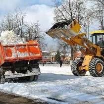 Уборка снега, очистка и вывоз снега Уфа, в Уфе