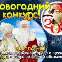 Розыгрыш Дед Мороз Снегурочка БЕСПЛАТНО в Самаре, в г.Самара