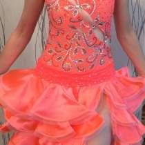 Платье La для спортивно-бальных танцев, в Краснодаре