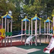 Детские игровые площадки и комплексы от производителя, в Краснодаре