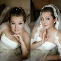 Свадебный макияж, прическа на дом, в Челябинске
