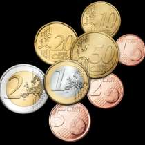 Куплю монеты Евро и евро-центы в Санкт-Петербурге, в Санкт-Петербурге